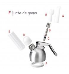 Junta De Goma Sifon Aluminio de Ibili