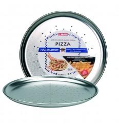 Molde Pizza Crispy Estañado de Ibili