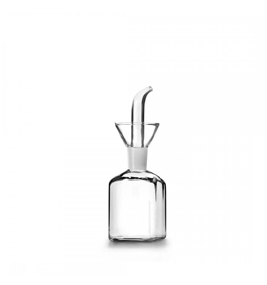 Aceitera cristal cuadrada de ibili - Aceiteras de cristal ...