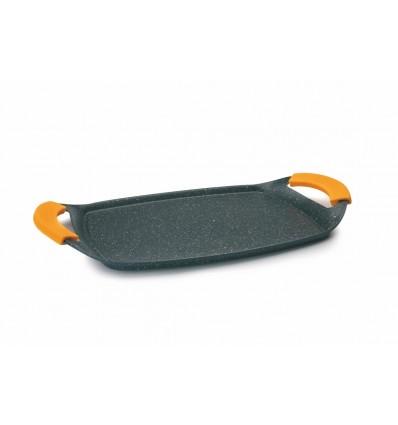 Grill Plancha Basic Stone de Ibili