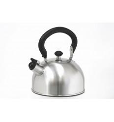 Cafetera Silbante Inoxidable de Ibili