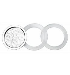 2 Juntas Silicona 1 Filtro Essential de Ibili