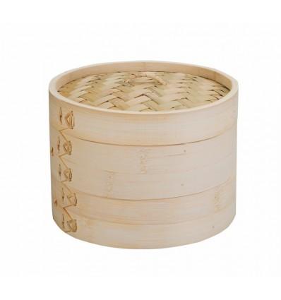 Vaporera Bamboo de Ibili