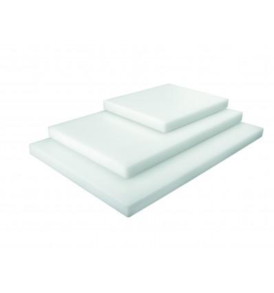 Tabla de corte polietileno blanca gastronorm de Lacor