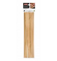 50 Brochetas De Bambu de Ibili