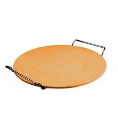 Piedra Para Pizza Con Soporte de Ibili