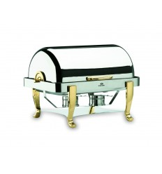Chafing dish roll top patas lat?n 1/1 de lacor