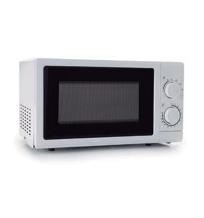 Microondas white de lacor for Horno microondas pequeno