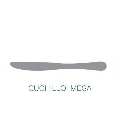 Cuchillo mesa hotel de lacor
