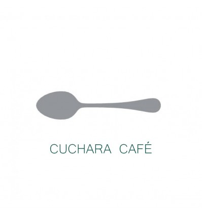 Cuchara caf modelo gema de jay for Cuchara de cafe