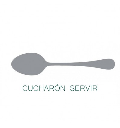 Cuchara servir aries de Lacor