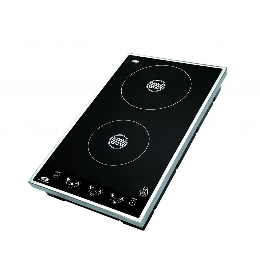 ▷ Placa inducción portátil doble 3100w de Lacor ®