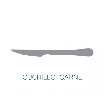 Cuchillo De Carne Modelo Ingles De Jay