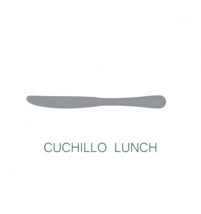 Cuchillo Lunch Velvet de Jay