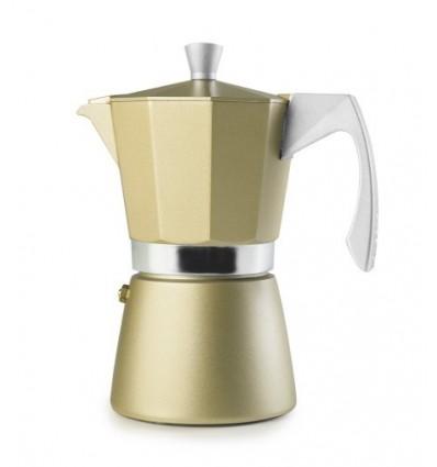 Cafetera Express Evva Golden de ibili