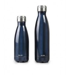 Botella termo doble pared blue de Ibili