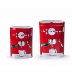 Bote capsulas cafe/galletas de Ibili