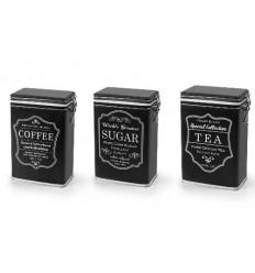 Bote con cierre black tea de Ibili