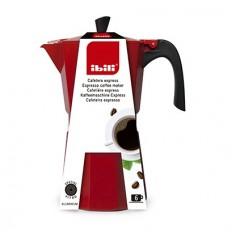 Cafetera bahia red de Ibili