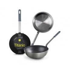 Wok titanio chef de Ibili