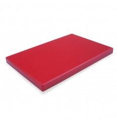 Tabla de corte polietileno rojo gastronorm de Lacor