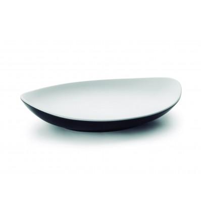 Fuente oval melamina serie Fuji de Lacor