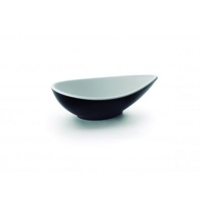 Bol oval melamina serie Fuji de Lacor
