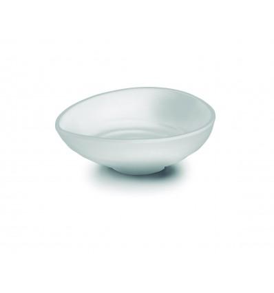 Fuente redonda melamina serie White de Lacor