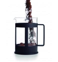 Cafetera francesa Black de Lacor