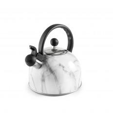 Cafetera silbante inox marmore de Ibili