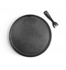Plato de hierro fundido de Ibili