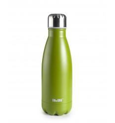 Botella-termo doble pared musgo de Ibili