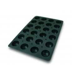 Molde silicona 60x40 cm muffin 69x39 mm de lacor