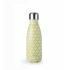 Botella termo mosaic lemon de Ibili