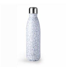 Botella termo spring blue de Ibili
