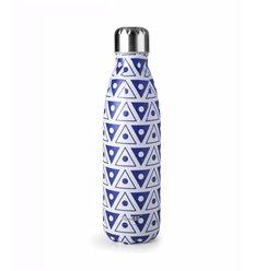Botella termo symbol blue de Ibili