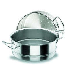 Cacerola vapor chef-classic de lacor