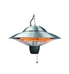 L?mpara calentador el?ctrico 1500w (76x35 cm) de lacor