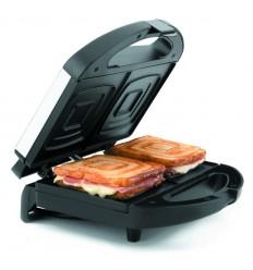 Sandwichera eléctrica rebanadas cuadradas de Lacor