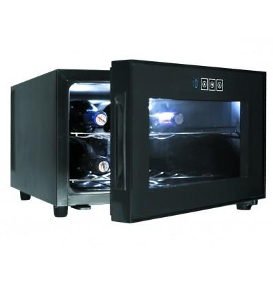 Armario refrigerador el?ctrico black line 8 bot. horizontal