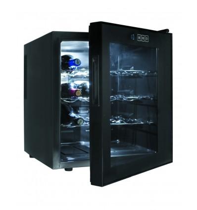 Armario refrigerador el?ctrico black line 16 bot. de lacor