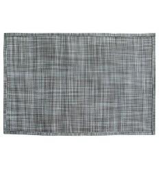 Mantel individual gris claro de lacor