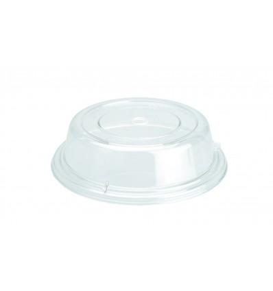 Tapa cubreplatos redondo policarbonato de lacor