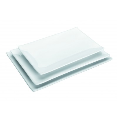 Bandeja rectangular melamina de lacor