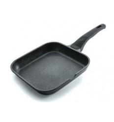 Grill liso aluminio fundido ECO-PIEDRA de lacor