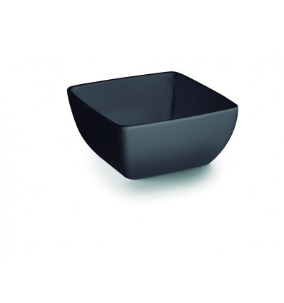 Bol ensalada Black melamina serie Classic de Lacor
