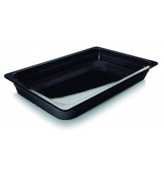 Cubeta negra melamina gastronorm 1/1 de Lacor