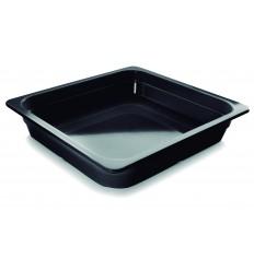 Cubeta negra melamina gastronorm 2/3 de Lacor