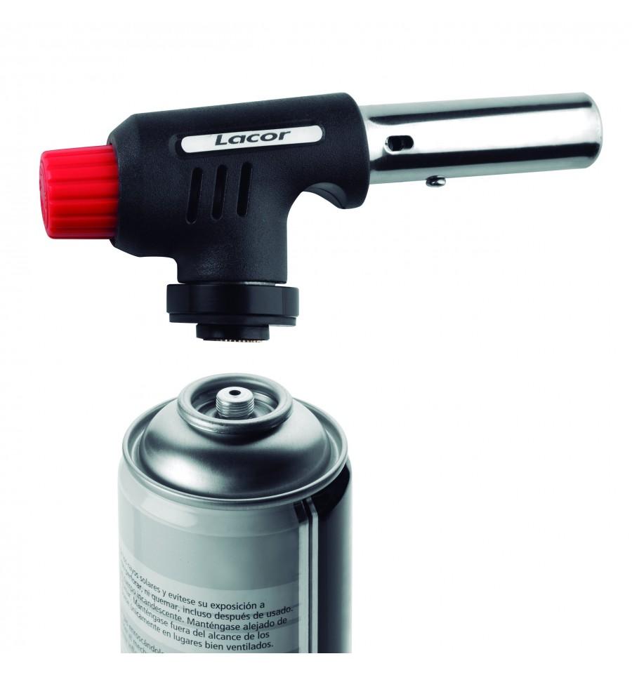 cabezal soplete gas profesional adaptador de lacor. Black Bedroom Furniture Sets. Home Design Ideas