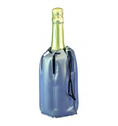 Funda enfriador de botellas con cord?n de lacor